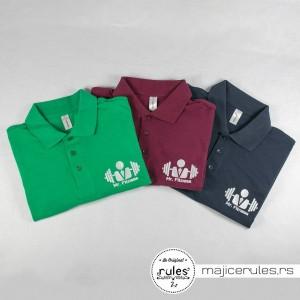 Polo majice sa vezom logoa po želji kupca