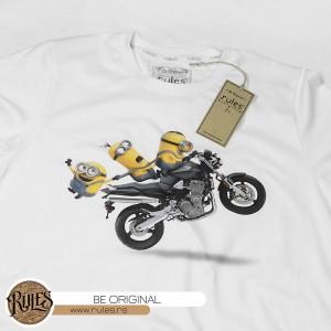 Rules majica sa štampom slike urađene po ideji kupca