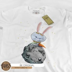 Rules majica sa štampom slike po ideji kupca