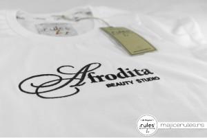 Rules majica sa vezom logoa firme klijenta