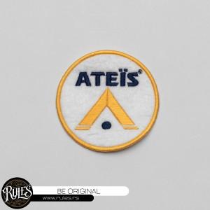 Izrada prišivke logoa po zahtevu kupca
