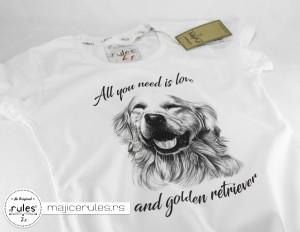 Rules majica sa stampom