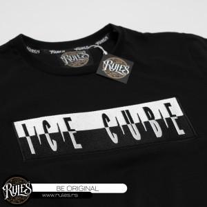 Rules majica sa vezom logoa po zahtevu klijenta