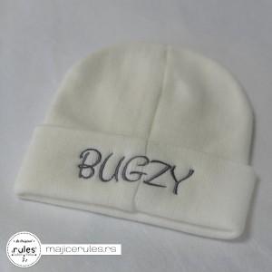 Zimska kapa sa vezom po želji kupca.