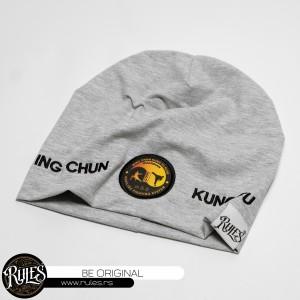 Rules pamučna kapa sa štampom logoa po zahtevu klijenta
