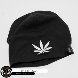 Pamučna Rules kapa sa vezom logoa po zahtevu klijenta