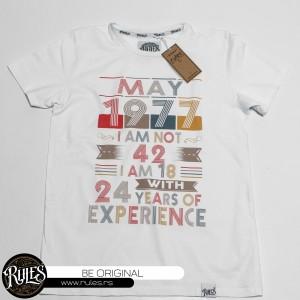 Rules majica sa štampom slike po želji klijenta