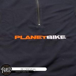 Usluga veza na odeći za bicikliste