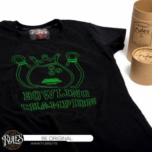 Ruels majica sa vezom po želji